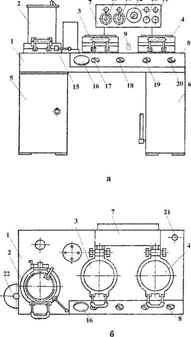 Схема аппарата модели ЛА-3 для